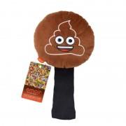 Emoji Golf Headcover - Poop