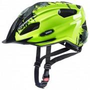 Uvex - Quatro Junior - Casque de cyclisme taille 50-55 cm, gris