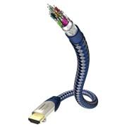 in-akustik Premium HDMI Cable w. Ethernet 3,0 m