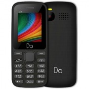 DO M3 Dual Sim Feature Phone Black