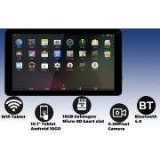 Denver TAQ-10463 / 10 inch Quad Core tablet met Android 10 /2 GB RAM / 16 GB / Zwart