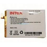 100 Percent Original INTEX BR2375BT AQUA 4G+ PLUS BATTERY WITH 2300mAh