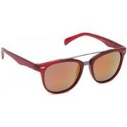 Daniel Klein Wayfarer Sunglasses(Red)