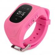 MikaMax GPS Horloge - Roze