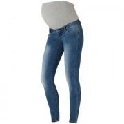 Mama Licious Zwangerschapsbroek Jeans NILO Slim blauw - Blauw