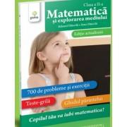 Matematica si explorarea mediului clasa a II-a. Editie actualizata