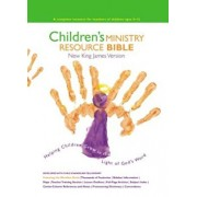 Children's Ministry Resource Bible-NKJV: Helping Children Grow in the Light of God's Word, Hardcover/Thomas Nelson