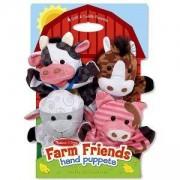 Комплект за куклен театър - Приятели от фермата, 19080 Melissa and Doug, 000772190800