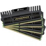 Corsair Sada RAM pro PC Corsair Vengeance® CMZ16GX3M4A1600C9 16 GB 4 x 4 GB DDR3 RAM 1600 MHz CL9 9-9-24