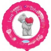 Balon folie Love You