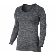 Nike - Dri-Fit Knit Longsleeve women's running top