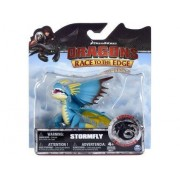 Spin Master - Stormfly - Dragon Bleu - Dragons Race To The Edge - Legends Collection