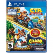 Crash Team Racing + Crash Bandicoot N.Sane Trilogy Bundle - Sniper.cl