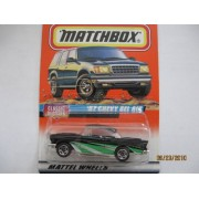 Matchbox Classic Decades Series 57 Chevy Bel Air #31