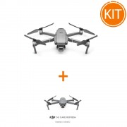 Kit DJI Mavic 2 Pro Drona 20MP 1'' CMOS 10-Bit 4K HDR + DJI Care Refresh Garantie pentru Mavic 2 EU