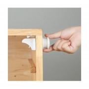 Seguros Magnético Cerradura Puertas Cajones 4PZ Niños Seguridad Bebes