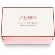 Shiseido Generic Skincare Oil Control Blotting Paper toalhitas matificantes para pele oleosa e mista 100 un.