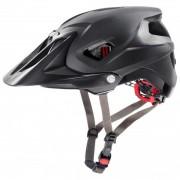 Uvex - Quatro Integrale - Casque de cyclisme taille 56-61 cm, noir/gris