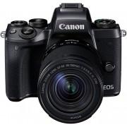 Digitalni foto-aparat Canon EOS M50, Set (Sa M18-150SEE), Crna
