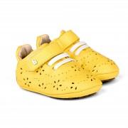 Pantofi Fetite Bibi Afeto New Galbeni
