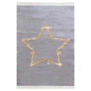 Tepih za dečiju sobu 100x140 cm / Zvezda
