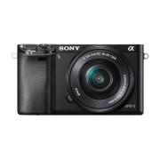 Фотоаппарат Sony Alpha ILCE-6000L, черный
