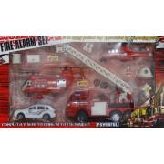 Fire alarm Tűzoltó szett No.3039A - Gyerek játék