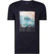 HUGO BOSS TSummer T-shirt met frontprint