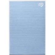 Seagate Backup Plus Portable 5 TB External Hard Disk Drive(Light Blue)