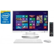 COMPUTADOR ALL IN ONE COM TV DIGITAL LG INTEL CORE i5 4GB RAM HD 2TB TELA LED 27'