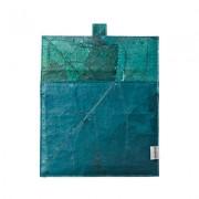 Aveva Design Fodral för läsplatta Aveva Leaf 26x22 cm, Turkos