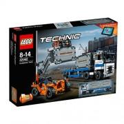 Set de constructie LEGO Technic Transportoare de Containere