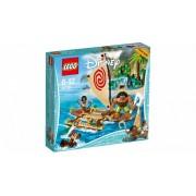 Lego Klocki konstrukcyjne Disney Princess Oceaniczna Podróż Vaiany 41150