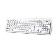 Клавиатура Genius SlimStar 130 White USB