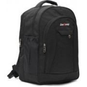 LeeRooy 18 inch Inch Laptop Backpack(Black)
