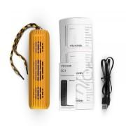 SPEAKER, Microlab D21, Mobile Bluetooth Stereo Speaker, microSD card, Orange