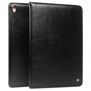 iPad Pro 10.5 Qialino Classic Smart Folio Leather Case - Black