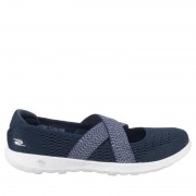 SKECHERS Go Walk Lite-Cutesy Azul 36 Azul