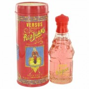 Red Jeans For Women By Versace Eau De Toilette Spray 2.5 Oz