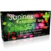 Saninex te retardante preservativos 12 uds