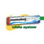 Unilever italia spa Mentadent Dentif Whitesystem75