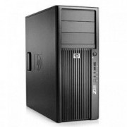 Workstation refurbished HP Z200 MT Intel Core i5-750 8GB ddr3 250Gb Placa video 1Gb Windows 10 Home