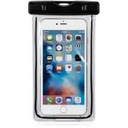 Waterdichte Hoesje voor alle Telefoons tot 6 inch – Waterdicht tot 10 meter - Waterproof Case / Pouch – Voor ALLE SMARTPHONES -GRIJS- Underdog Tech