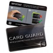 Go Travel RFID Kartenschutz Schwarz