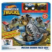 Hot Wheels Monster Trucks Arena Rechin FYK14 set de joaca