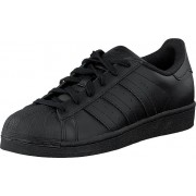 adidas Originals Superstar Foundation Core Black/Core Black, Skor, Sneakers & Sportskor, Låga sneakers, Grå, Unisex, 43