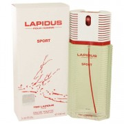 Ted Lapidus Pour Homme Sport Eau De Toilette Spray 3.33 oz / 98.48 mL Men's Fragrances 537670