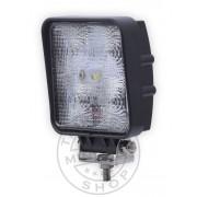 Munkalámpa 5 LED-es (110x110mm) szúró fény