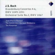 J.S. Bach - Brandenburg Concertos No. (0825646136421) (1 CD)