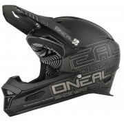Oneal O´Neal Fury Fidlock Afterburner Casco descenso Negro Mate M (57/58)